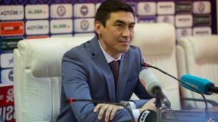 """Смаков рассказал, на какие деньги купил ФК """"Актобе"""" и как будет расплачиваться с долгами клуба"""