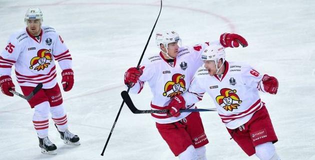 """Следующий соперник """"Барыса"""" забросил семь шайб и выиграл четвертый подряд матч в КХЛ"""