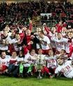 Президент ФИФА поздравил клуб казахстанского тренера со вторым чемпионством подряд