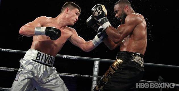 Дмитрий Бивол победил Жана Паскаля и защитил пояс WBA в полутяжелом весе