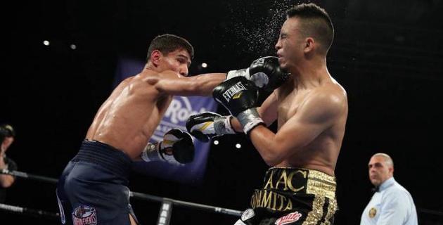 Победивший Кайрата Ералиева на Олимпиаде боксер из Узбекистана защитил свой титул в профи