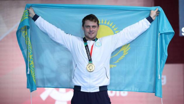 Чемпион Азиады-2018 из Казахстана выиграл медаль на этапе Кубка мира