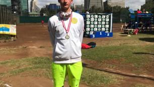 Казахстанский теннисист выиграл турнир ITF Juniors в Кении
