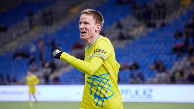 Пиззелли, Исаэль или Томасов. Кто стал лучшим футболистом сезона в Казахстане?