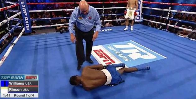 """""""Худший боксер в мире"""" сохранил лицензию после поражения за 84 секунды в дебютном бою"""