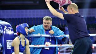 Бронзовая призерка ЧМ-2018 по боксу из Казахстана назвала основной старт на следующий сезон