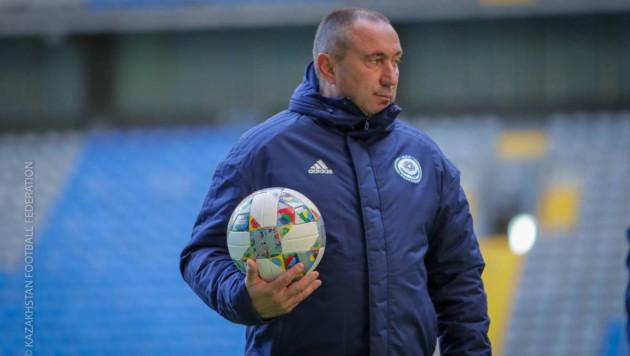 Стойлов прокомментировал информацию об уходе из сборной Казахстана в клуб из Европы