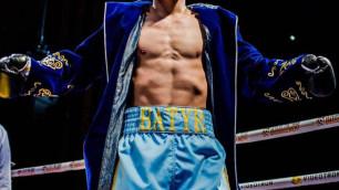 Джукембаев может провести титульный бой в США под эгидой Golden Boy Promotions