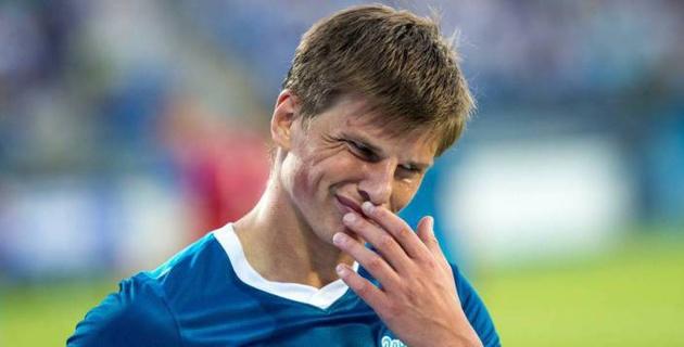 """""""Зенит"""" прокомментировал информацию о возобновлении карьеры Аршавина"""