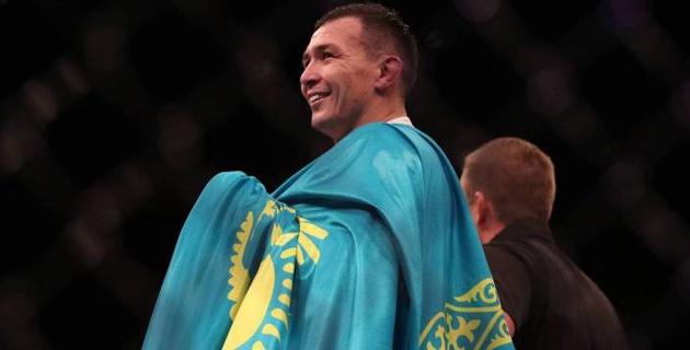 Дамир Исмагулов стал первым казахом, кому удалось одержать победу в UFC