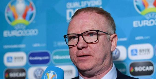 Тренер сборной Шотландии высказался о соперниках по отбору на Евро-2020 и шансах на выход из группы с Казахстаном