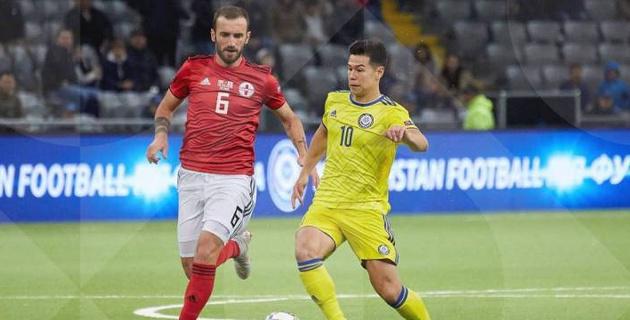 Воспитанник бельгийского футбола из сборной Казахстана оценил соперников в отборе на Евро-2020