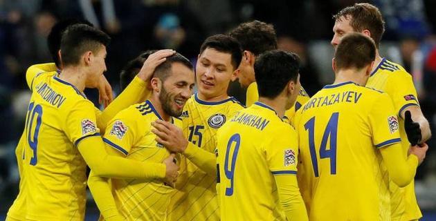 Расписание матчей сборной Казахстана против России, Бельгии и других соперников в отборе на Евро-2020