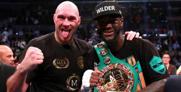 """""""Не собираюсь становиться миллионером. Я боксер, а не бизнесмен"""". Фьюри отдаст гонорар за бой с Уайлдером бездомным"""