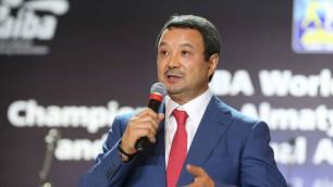 """""""Все туманно"""". Кандидат из Казахстана на пост президента AIBA прокомментировал ситуацию с любительским боксом в мире"""
