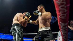Казахстанский супертяжеловес с семью досрочными победами может провести бой в Великобритании