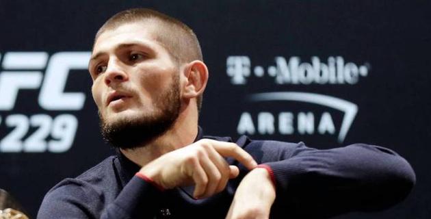 Отец Нурмагомедова допустил уход сына из UFC
