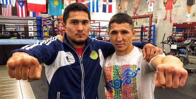 Непобежденные казахстанцы Ашкеев и Нурсултанов узнали соперников по вечеру бокса в США