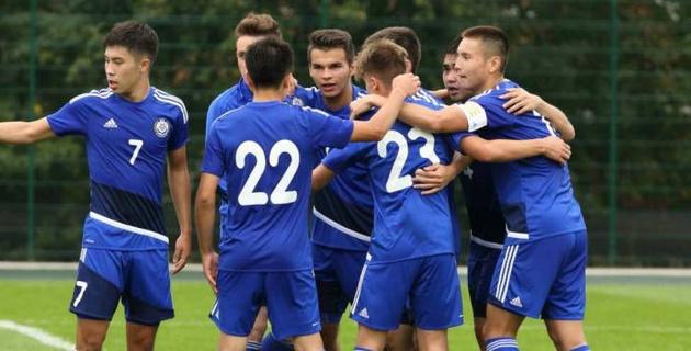 Юношеская сборная Казахстана по футболу узнала соперников по отбору на Евро-2020