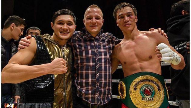 Небитый казахстанец с девятью победами расторг контракт с промоутерами из Канады и узнал дату следующего боя