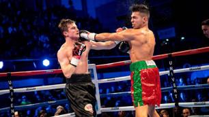 Казахстанский боксер проиграл обидчику Данияра Елеусинова по финалу чемпионата мира