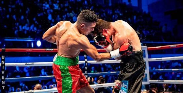 Видео боя, или как казахстанский боксер проиграл обидчику Елеусинова по финалу ЧМ
