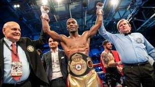 Боксер из зала тренера Головкина победил нокаутом в бою за титул WBA в весе Ислама