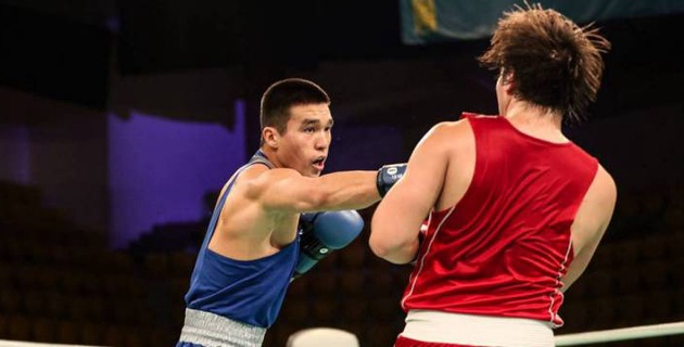 Сборная Мангыстауской области по боксу стала трехкратным победителем Кубка Конфедерации