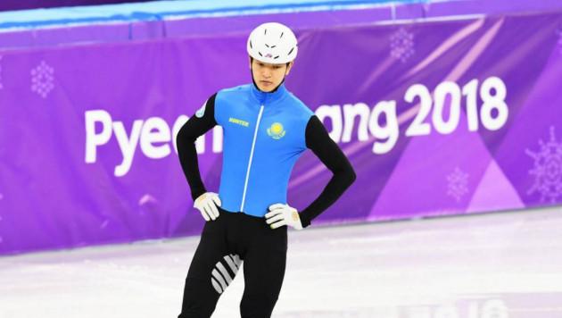 Знаменосец сборной Казахстана на Олимпиаде-2018 выиграл бронзовую медаль на этапе Кубка мира