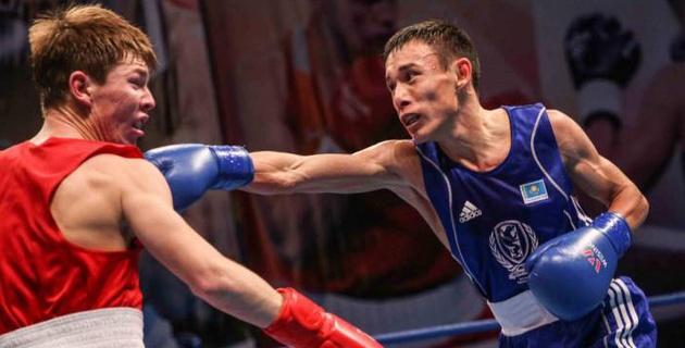 Назван лучший боксер Казахстана по итогам 2018 года