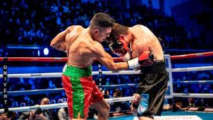 Казахстанский боксер вылетел из топ-200 мирового рейтинга после третьего поражения подряд