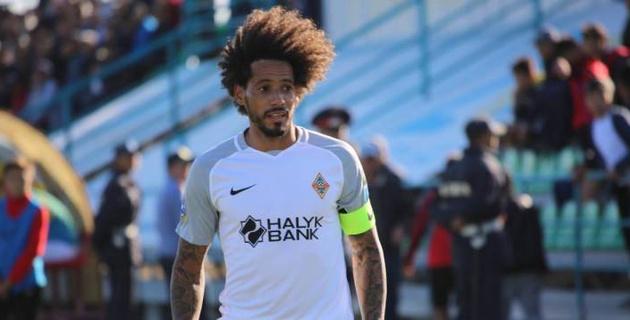 """Бразилец Исаэль нашел себе новый клуб после ухода из """"Кайрата"""""""
