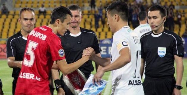 Пятая команда КПЛ замахнулась на целый ряд кандидатов в сборную Казахстана