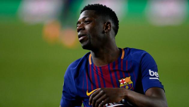 """""""Барселона"""" оштрафовала вечного опаздывающего игрока и повесила на него огромный ценник"""