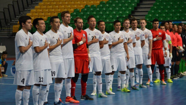 Сборная Казахстана по футзалу узнала соперников по квалификации на чемпионат мира