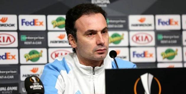 """Тренер """"Астаны"""" взял на себя вину за вылет из Лиги Европы и рассказал о финансовых проблемах"""