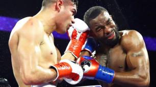 Бросавший вызов Головкину чемпион мира из Мексики защитил титул в рематче с американским претендентом