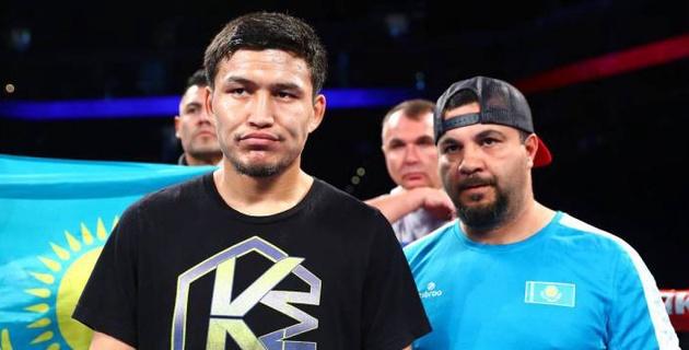 Казахстанец из Top Rank впервые в карьере провел бой на родине и победил