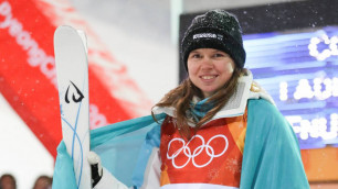 Бронзовая призерка Олимпиады-2018 Юлия Галышева выиграла медаль на этапе Кубка мира