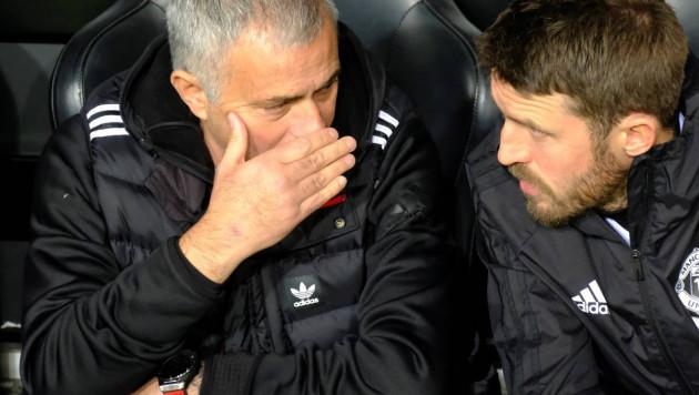 "Названа сумма неустойки Моуринью за увольнение из ""Манчестер Юнайтед"""