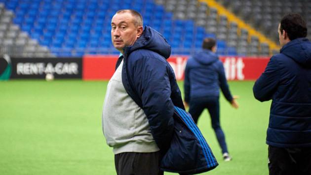 Стойлов оценил результаты в сборной Казахстана и захотел вернуться к клубной работе