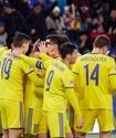 Сборная Казахстана за год поднялась на 16 позиций в рейтинге ФИФА
