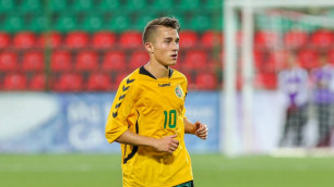 Клуб казахстанского тренера подписал полузащитника сборной Литвы