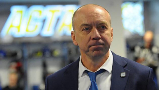 """Тренер """"Барыса"""" прокомментировал поражение от четвертой команды """"Запада"""""""