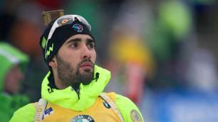 Семикратный обладатель Кубка мира по биатлону впервые за четыре года доехал до финиша и не набрал очков