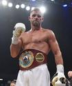 Букмекеры сделали прогноз на первый бой экс-чемпиона WBO Сондерса после допинг-скандала