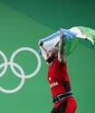 Олимпийский чемпион Рио из Узбекистана в весе Ильина отстранен от соревнований после перепроверки на допинг