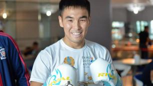 Казахстанский боксер вошел в топ-100 после победы над спарринг-партнером Пакьяо в бою за пояс WBC
