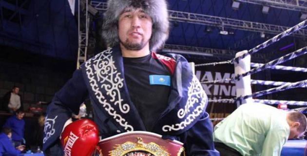 Побывавший в нокдауне Ербосынулы поднялся на 37 позиций в рейтинге после досрочной победы в титульном бою