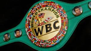 WBC назвал кандидатов на звание лучшего боксера 2018 года